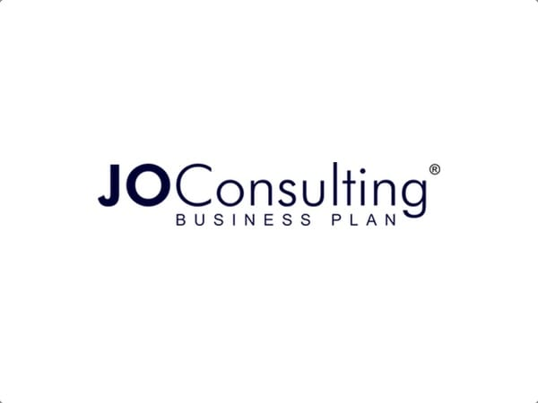 Logo JO Consulting Business Plan