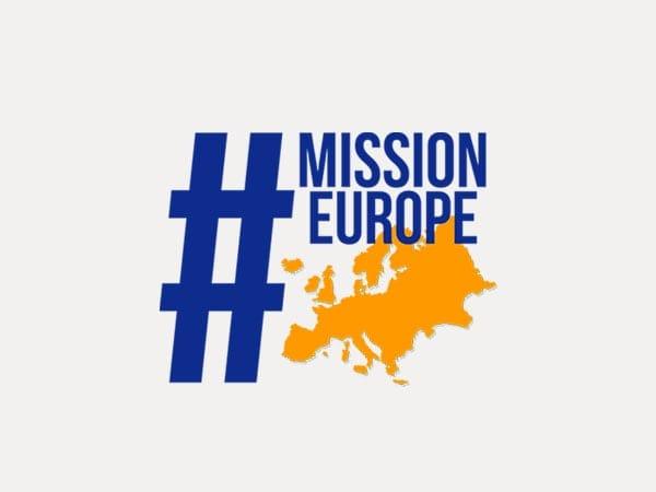 #MISSIONEUROPE