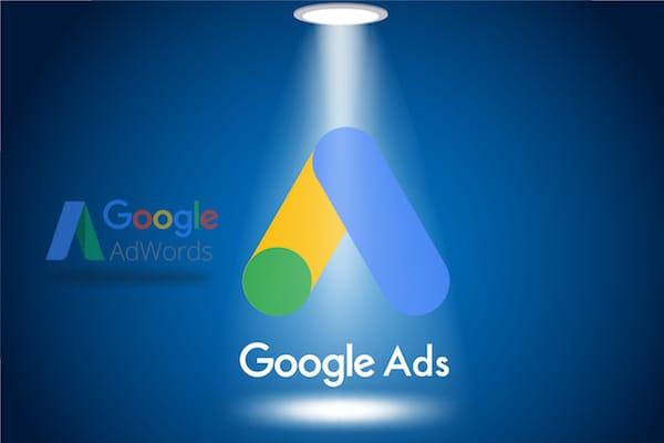 AdWords diventa Google Ads
