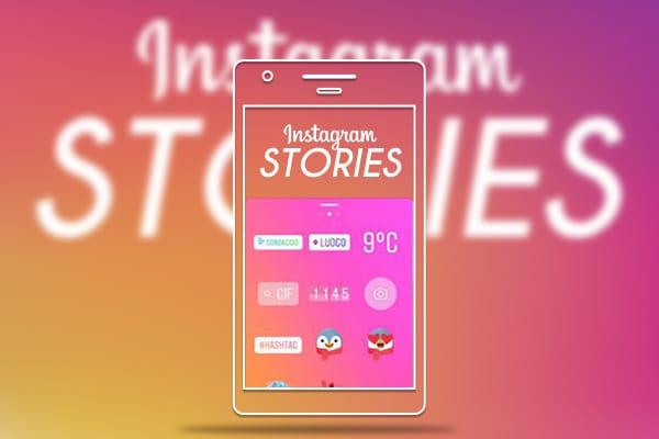 Instagram Stories per la strategia social